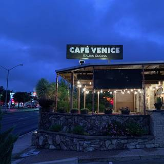A photo of Cafe Venice restaurant