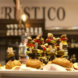 A photo of Rustico Vi Vadi restaurant