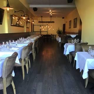 A photo of La Villa Italiana restaurant