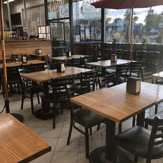 A photo of PIZZERIA ALL'ANGOLO restaurant