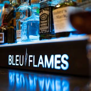 A photo of Bleu Flames: A Fondue Restaurant restaurant