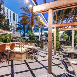 A photo of Galley- Hilton West Palm Beach restaurant
