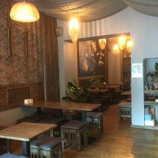 Foto von Green Banana Restaurant