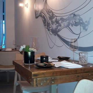 Foto von Jellyfish Hamburg Restaurant