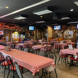 A photo of Big Guys BBQ Roadhouse restaurant