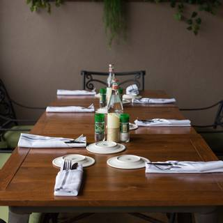 A photo of JM Steakhouse restaurant