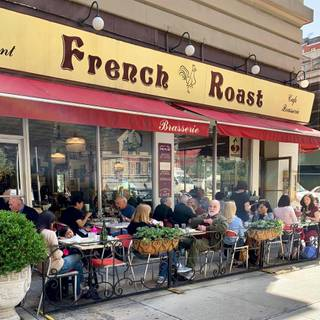 A photo of French Roast Uptown restaurant