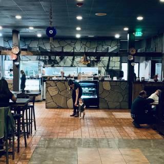A photo of Mediterranean Breeze Restaurant restaurant