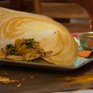 Foto von Davie Dosa Company Restaurant