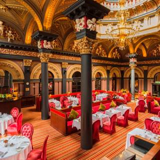 A photo of The Great Room Restaurant restaurant