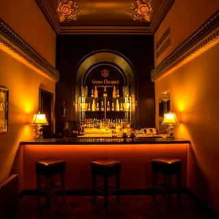 A photo of Champagne Lounge at The Merchant Hotel restaurant