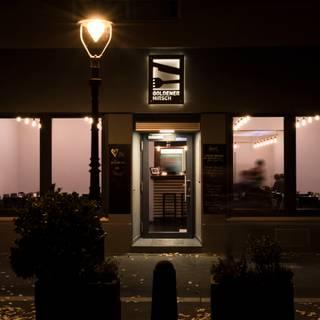 A photo of Goldener Hirsch restaurant