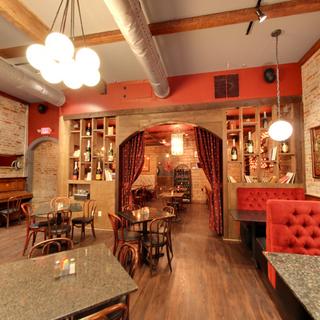 A photo of Main Street Bistro & Bakery/Chez Fabien - Grapevine restaurant