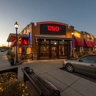 A photo of Uno Pizzeria & Grill - Wrentham restaurant