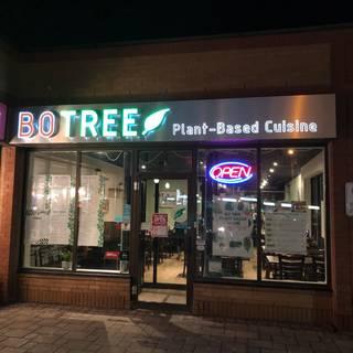 A photo of Bo Tree Plant-Based Cuisine restaurant