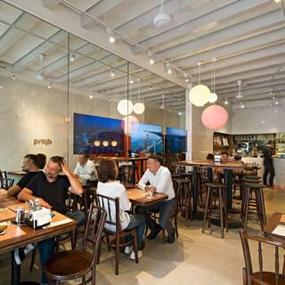 A photo of Da Paolo HQ Club St restaurant