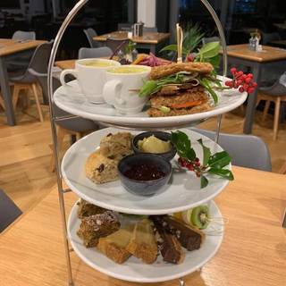 A photo of Afternoon Tea at Whins Green Kitchen restaurant