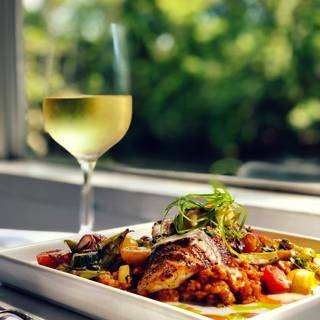 Alexander's Restaurant & Wine Barの写真