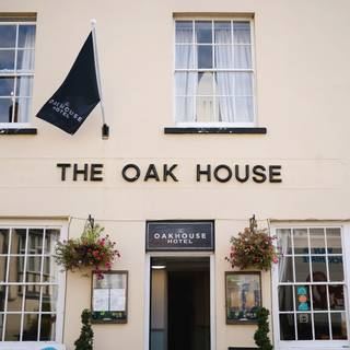 A photo of The Oak House Hotel & Restaurant restaurant