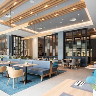 Foto von Hilton Garden Inn Abingdon Restaurant