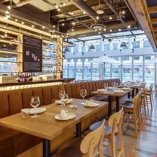 Foto von Piazza - Eataly Toronto Restaurant