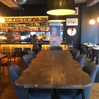 A photo of Ukiyo Restaurant, Bar & Club restaurant