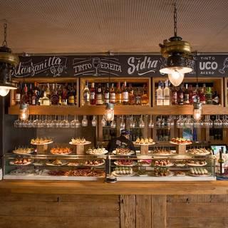 Una foto del restaurante Orio - Seville