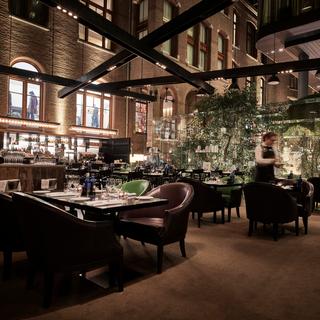 A photo of Conservatorium Brasserie restaurant
