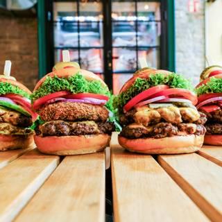 Foto von Jamy´s Burger Darmstadt Restaurant