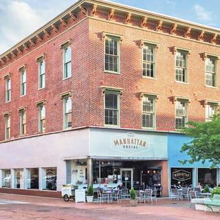 A photo of The Manhattan Social restaurant