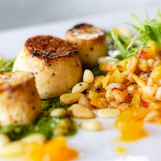 A photo of V-Eats Modern Vegan at Trinity Groves restaurant