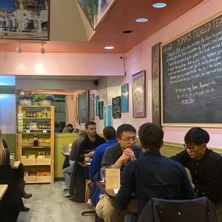 A photo of Yoma Burmese Restaurant restaurant
