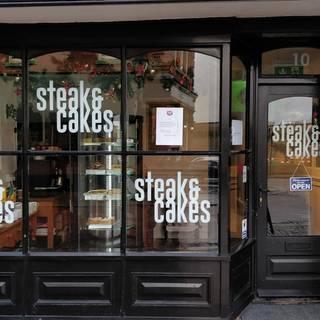 Steak & Cakes