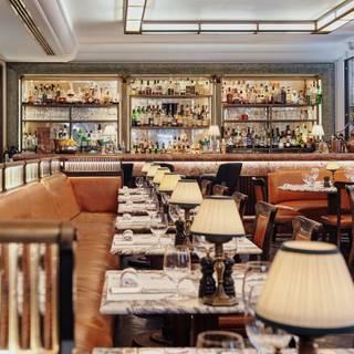 A photo of 34 Mayfair restaurant
