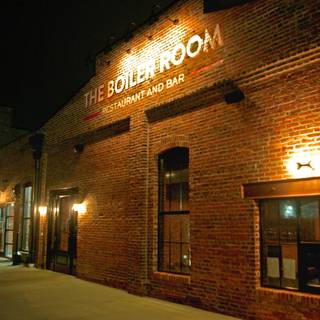 A photo of The Boiler Room Restaurant restaurant