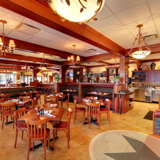 A photo of Ridgeview Grill restaurant