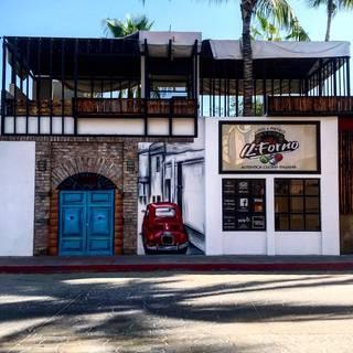 Una foto del restaurante Il Forno Pizzeria Trattoria - Cabo San Lucas