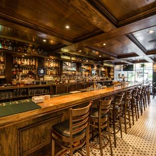 A photo of Pub Burgundy Lion restaurant