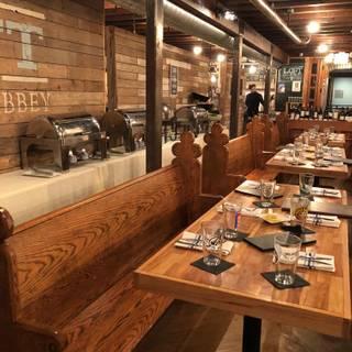 A photo of Iron Abbey restaurant