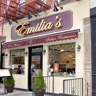 Een foto van restaurant Emilia's Restaurant