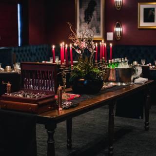 A photo of The Dark Room restaurant