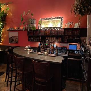 A photo of Vee Vee restaurant