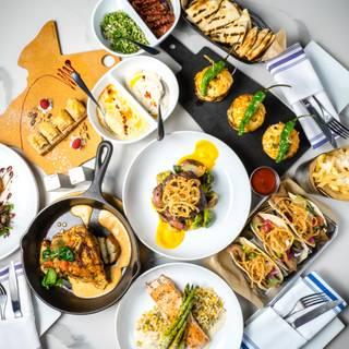 A photo of Ferah Tex-Med Kitchen restaurant