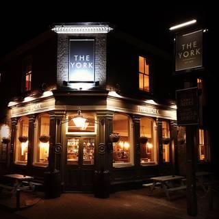 A photo of The York NR2 restaurant