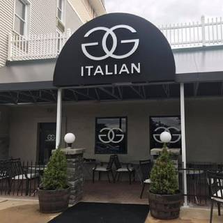 A photo of GG Italian restaurant