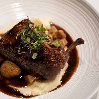 A photo of La Marmotte restaurant