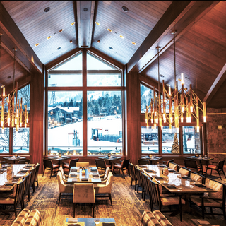 A photo of Westbank Grill @ Four Seasons Jackson Hole restaurant
