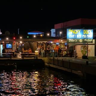 Dinghy Dock Sailors Bar