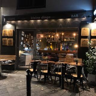Foto von Kleine Dinge Cafe-Bar Restaurant