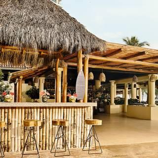 Una foto del restaurante Las Casitas